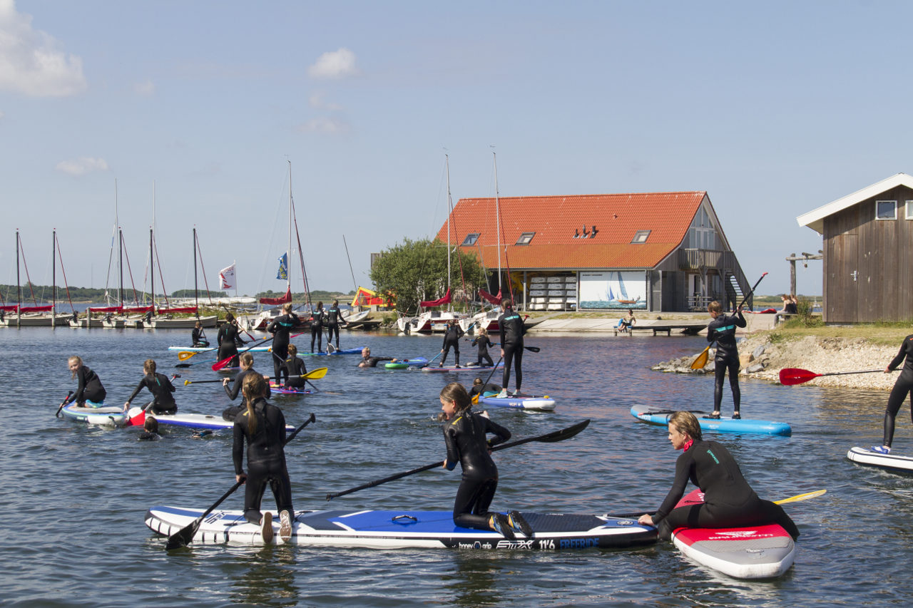 active lakeside sup clinic